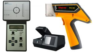Electronic and XRF Thermo Gold Testers